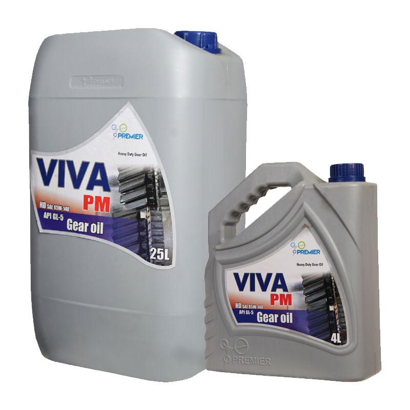 VIVA PM HD SAE 85W-140